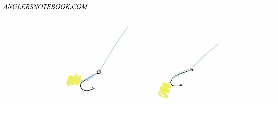 How to use a hair rig for fishing